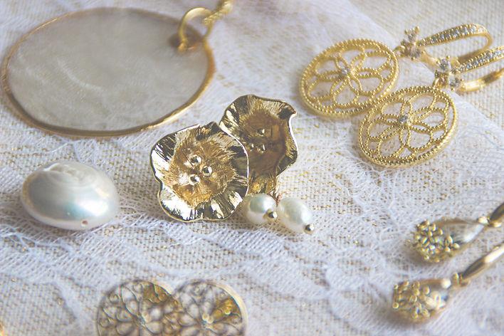 collection bijoux mariage bohème