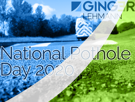 National Pothole Day - What can Local Authorities do to Prevent Potholes and Save Money?