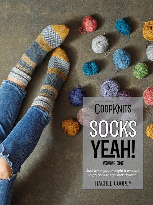 Rachel Coopey Socks Yeah! Vol. 1