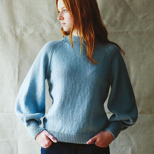 Erika Knight Ottoline Sweater Pattern