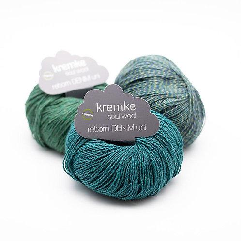 Kremke Soul Wool Reborn Denim