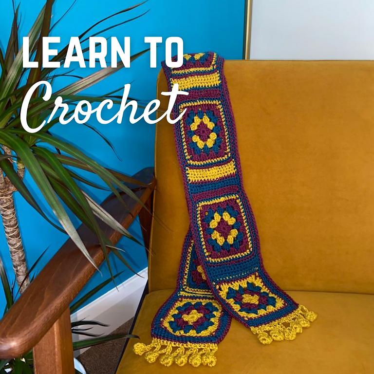 Crochet for Beginners with Flock Belfast