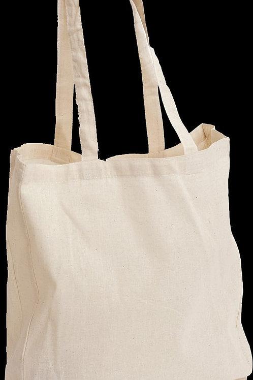 Cotton Tote Bag Long Handle