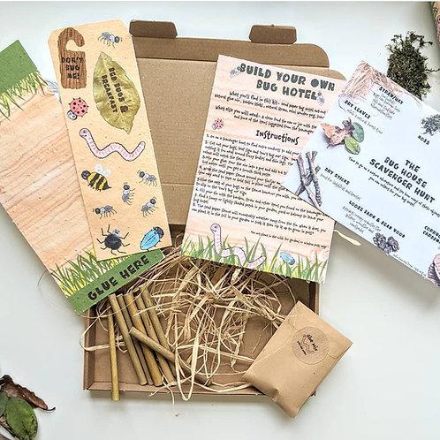 Build A Bug Hotel Kit