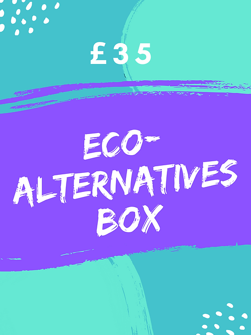 £35 Eco-Alternatives Box