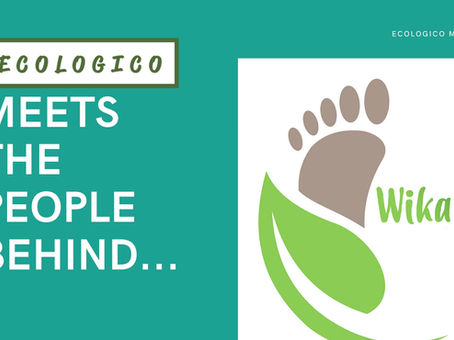 Ecologico Meets....Kate from Wikaniko