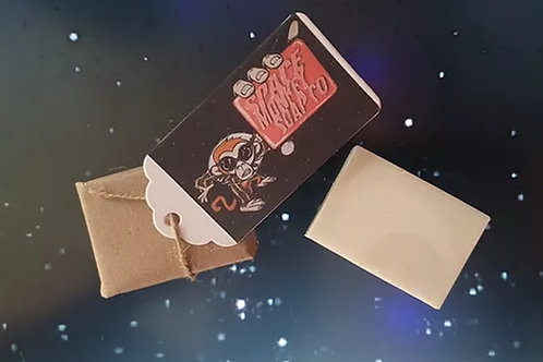 Space Monkey Soap Co Mini Deodorant Bar