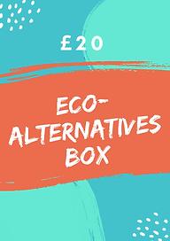 £20 Eco-Alternatives Box