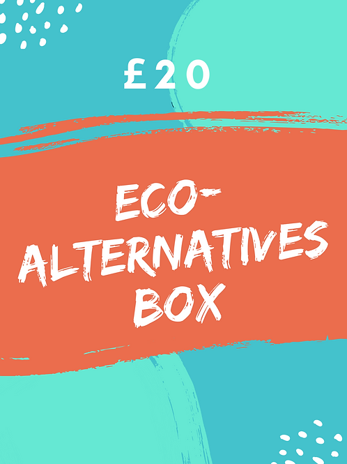 £20 Eco-Alternatives Box