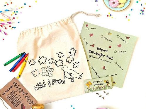 Kids' Activity Bag