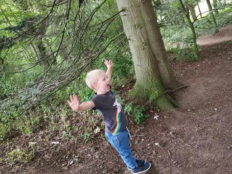 Raising Eco Conscious Kids