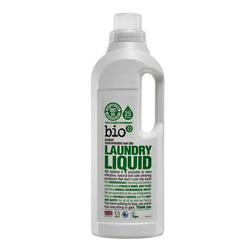 Bio-D Laundry Liquid with Juniper