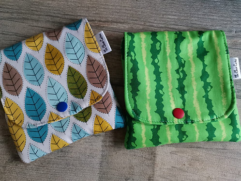 "5""x5"" Waterproof CSP Pouches"