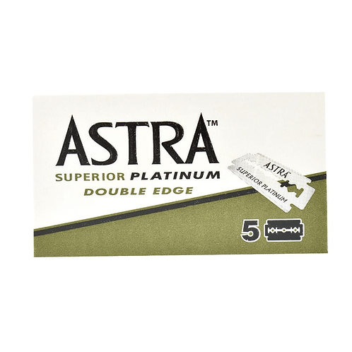 Astra Replacement Razor Blades