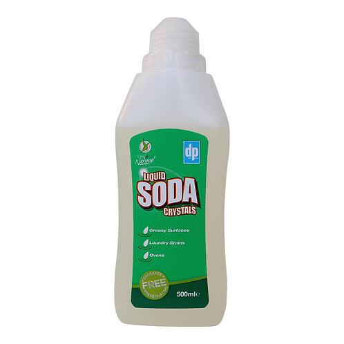 Liquid Soda Crystals