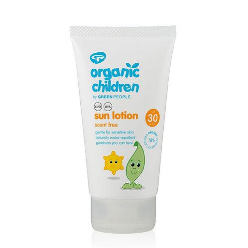 Children's Sun Lotion SPF30