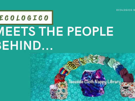Ecologico Meets ... Andrea Pearson (Teesside Cloth Nappy Library)