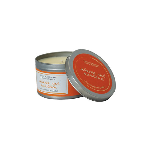Luxury Soy Wax Candle Tin