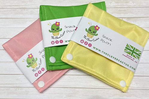Poppered Snack Pouch