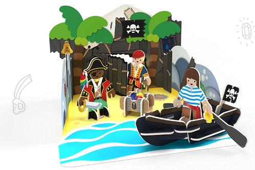Pirate Island Playpress