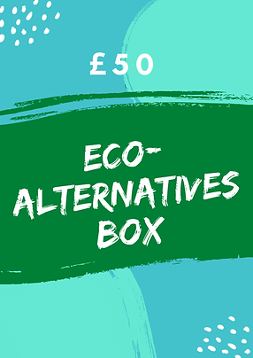 £50 Eco-Alternatives Box