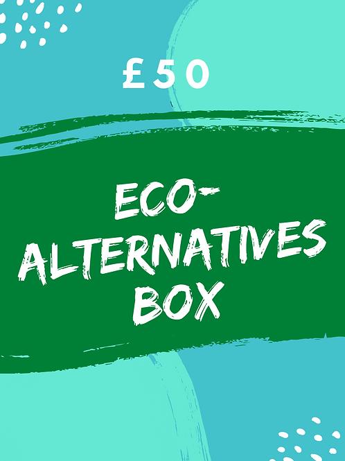 £50 Eco-Alternatives Box