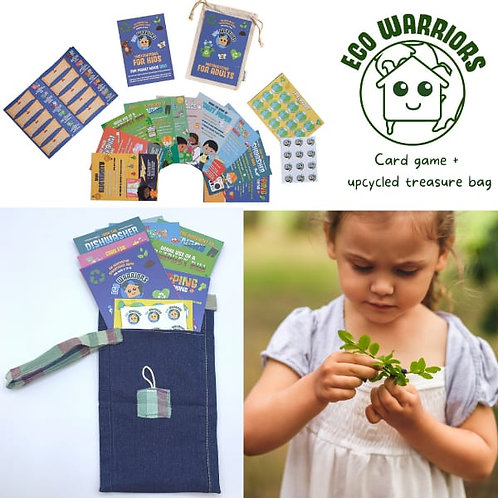EcoWarriors Cards