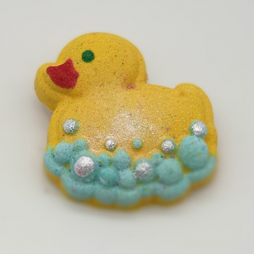 Rub-A-Dub Duck Vegan Bath Bomb
