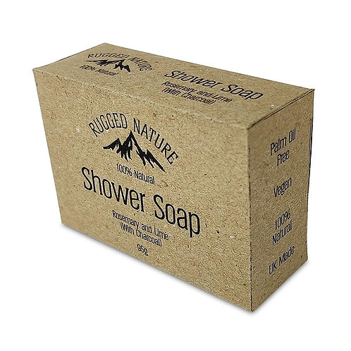 Rugged Nature Shower Soap