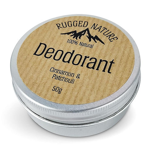 Rugged Nature Deodorant