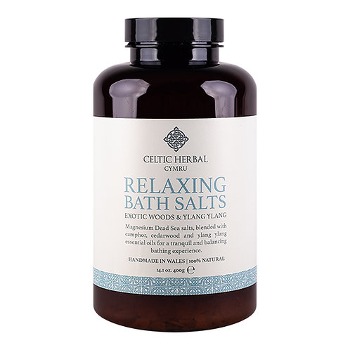 Celtic Herbal Bath Salts