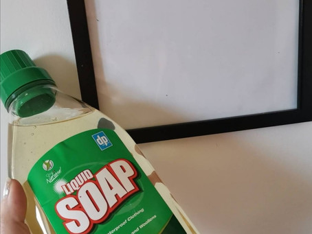 Liquid Soap: The One-Stop Cleaning Shop!