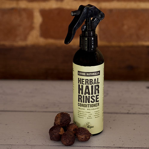 Herbal Hair Conditioner Rinse