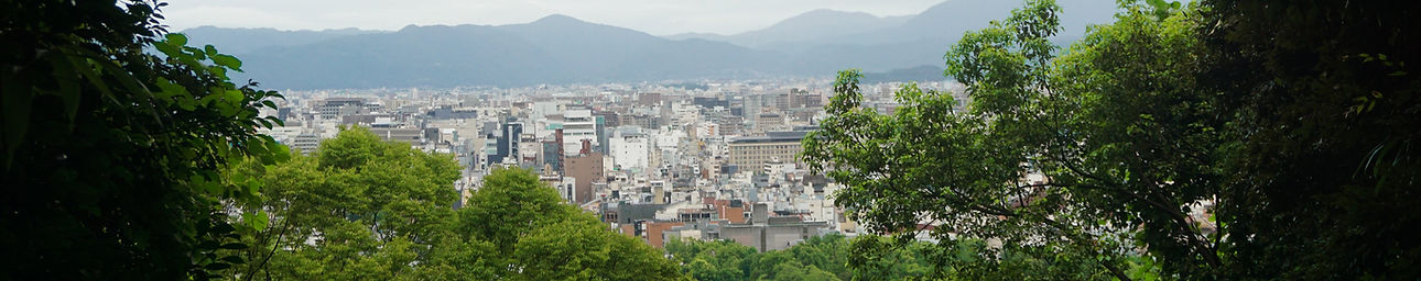 京都 お寺 景色