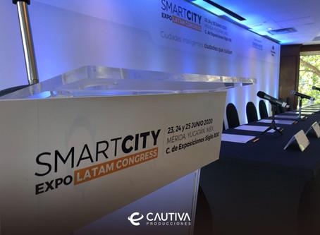 Smart City Expo Latam Congress 2020