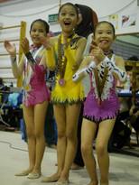 UM club Rhythmic gymnastics classes