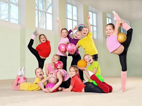 UM club gymnastics classes