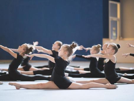 «UMClub» is unique training programme of Rhythmic gymnastics in Dubai