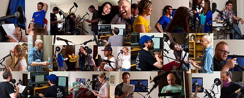 Radio People Comedy Series Podcast cast and crew