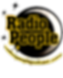Radio People Sticker
