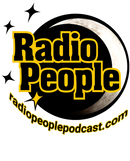 Radio People Sticker