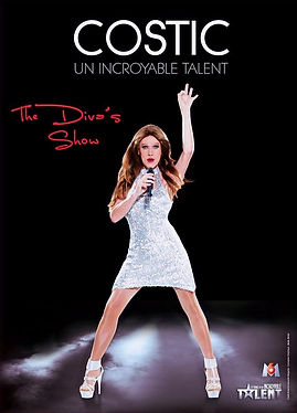 Affiche Costic Incroyable Talent