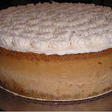 Naked Sweet Potato Cheesecake