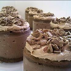 Chocolate Chocolate Pudding