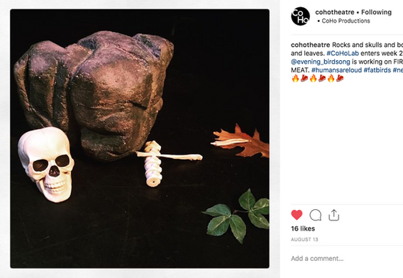 Coho Instagram Post