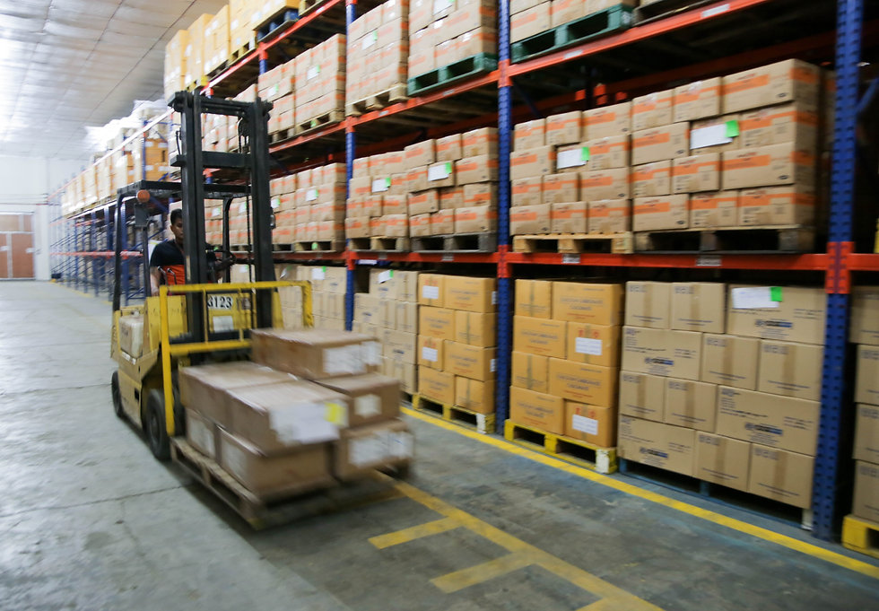 XpresHub - XDE Warehousing Service
