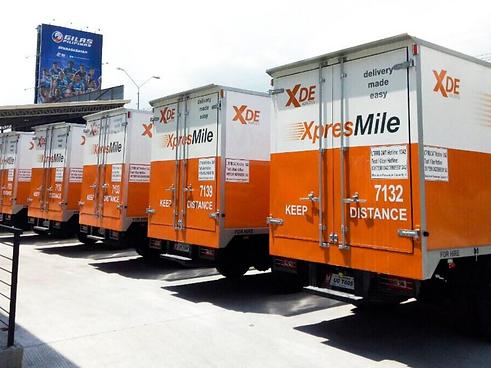 XpresMile Fleet