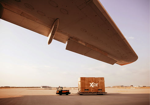 XDEAirCargo - Space Booking