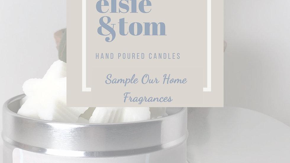 Home Fragrance Samples
