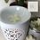 Thumbnail: White Ceramic Mandela Design Oil/Wax Melt Burner